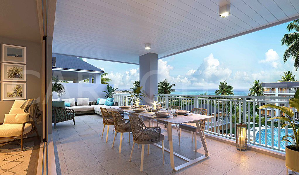 2 bedroom penthouse Mauritius | CARACTERE international