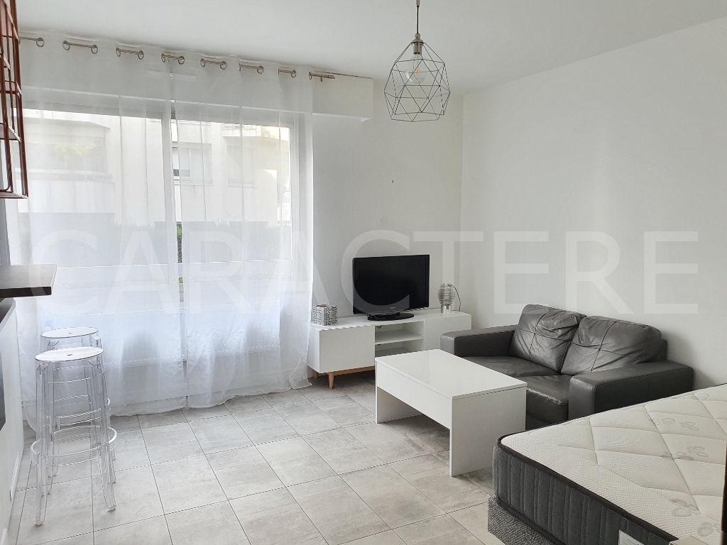 Appartement Neuilly Sur Seine 1 pièce(s) 23.23 m2 | Caractère international