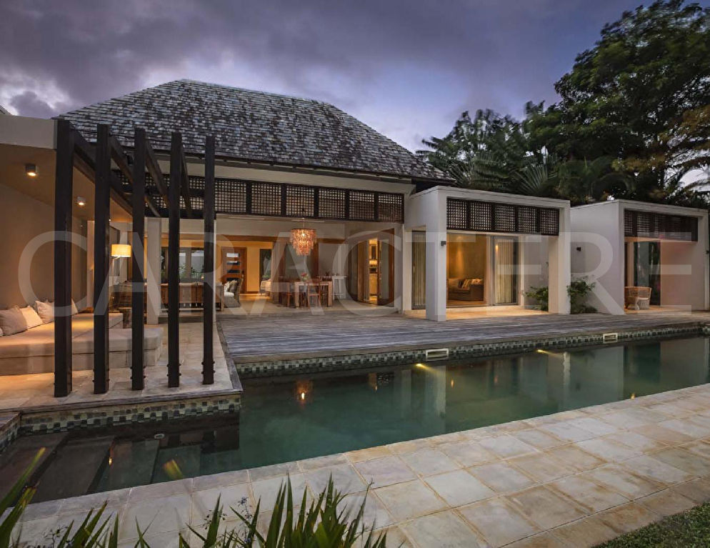 Luxurious 4 bedroom villa in Mauritius - 2 | Caractère international