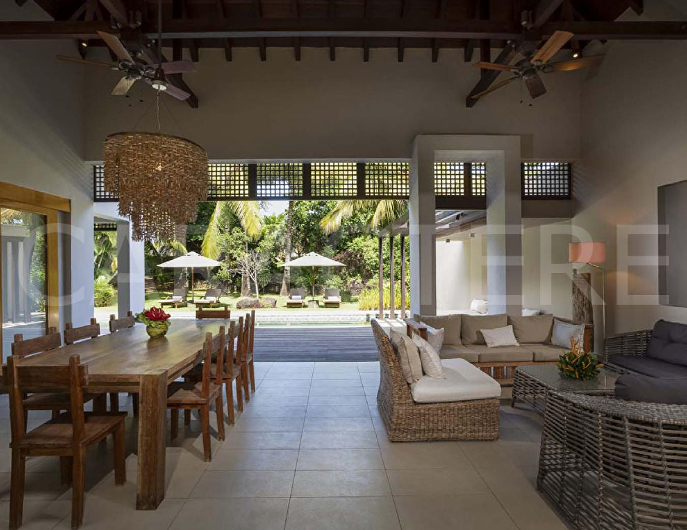 Luxurious 4 bedroom villa in Mauritius - 4 | Caractère international