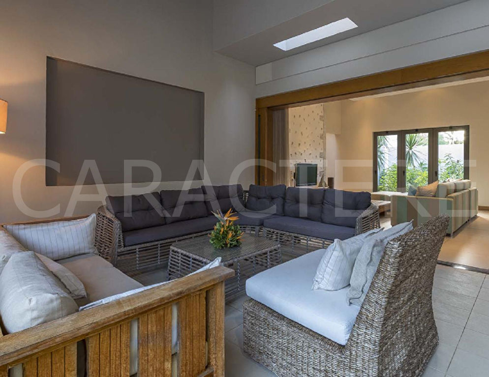 Luxurious 4 bedroom villa in Mauritius - 5 | Caractère international