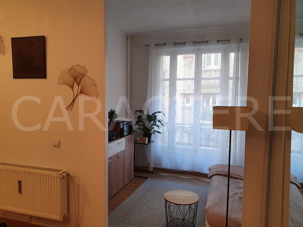 Appartement Asnieres-sur-seine 2 pièce(s) 31.48 m² - 1 | Caractère international
