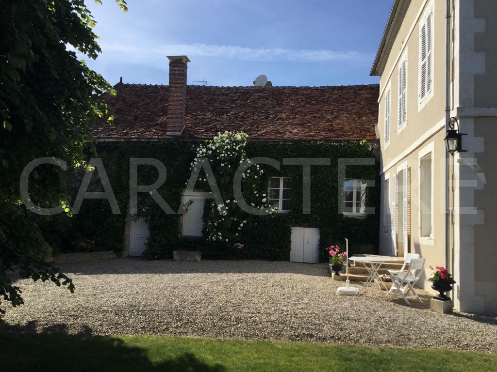 Demeure de prestige Auxerre 11 pièce(s) 390 m2 - 6   Caractère international