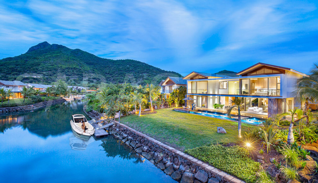 Luxueuse villa d'architecte à vendre - Ile Maurice | CARACTERE international