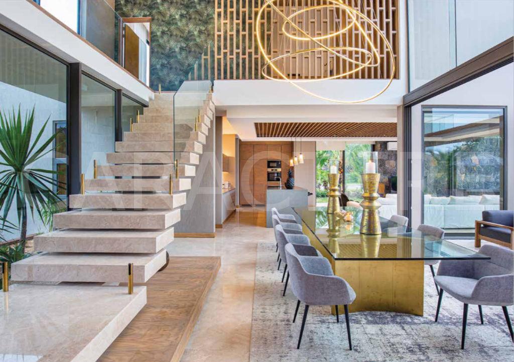 Somptueuse villa d'architecte à vendre - Ile Maurice - 6 | CARACTERE international