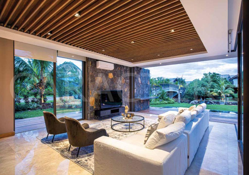 Somptueuse villa d'architecte à vendre - Ile Maurice - 8 | CARACTERE international