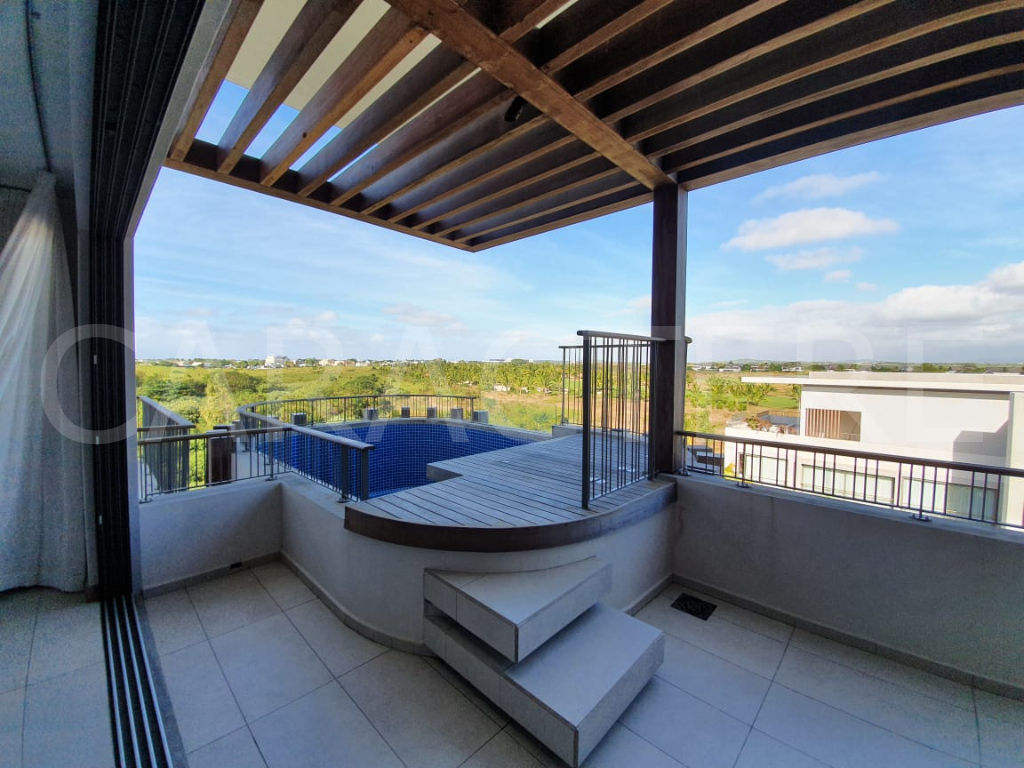 Sumptuous apartment / penthouse with 3 bedrooms, Mauritius - 4 | CARACTERE international