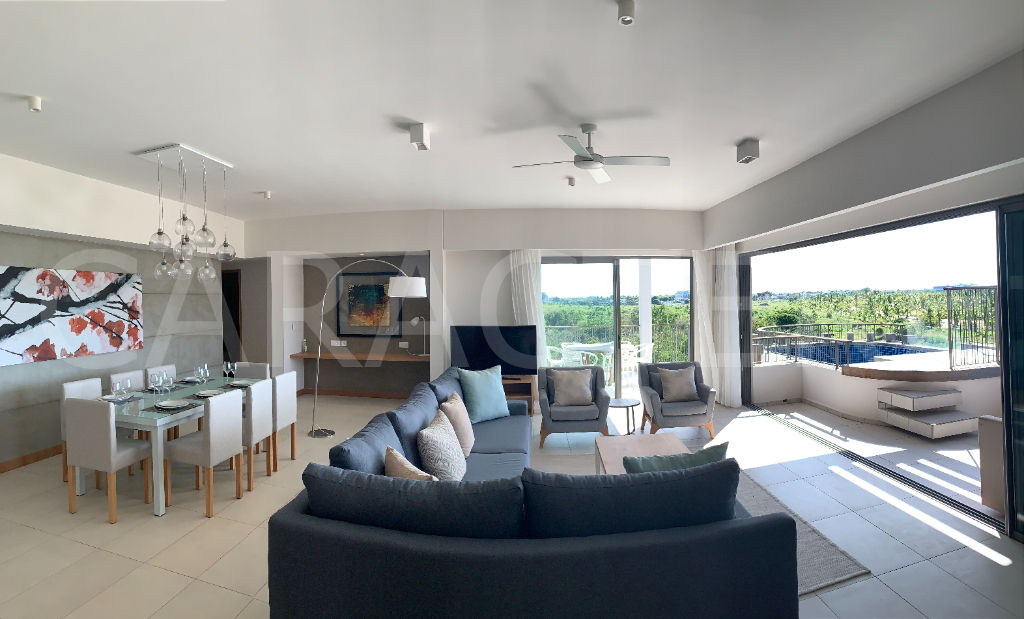 Sumptuous apartment / penthouse with 3 bedrooms, Mauritius - 6 | CARACTERE international