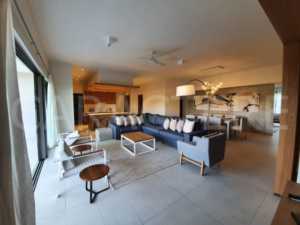 Large new apartment with 3 bedrooms, Mauritius | CARACTERE international