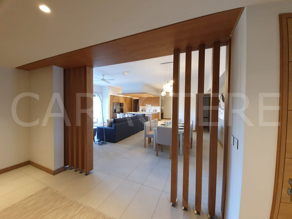 Large new apartment with 3 bedrooms, Mauritius - 3 | CARACTERE international