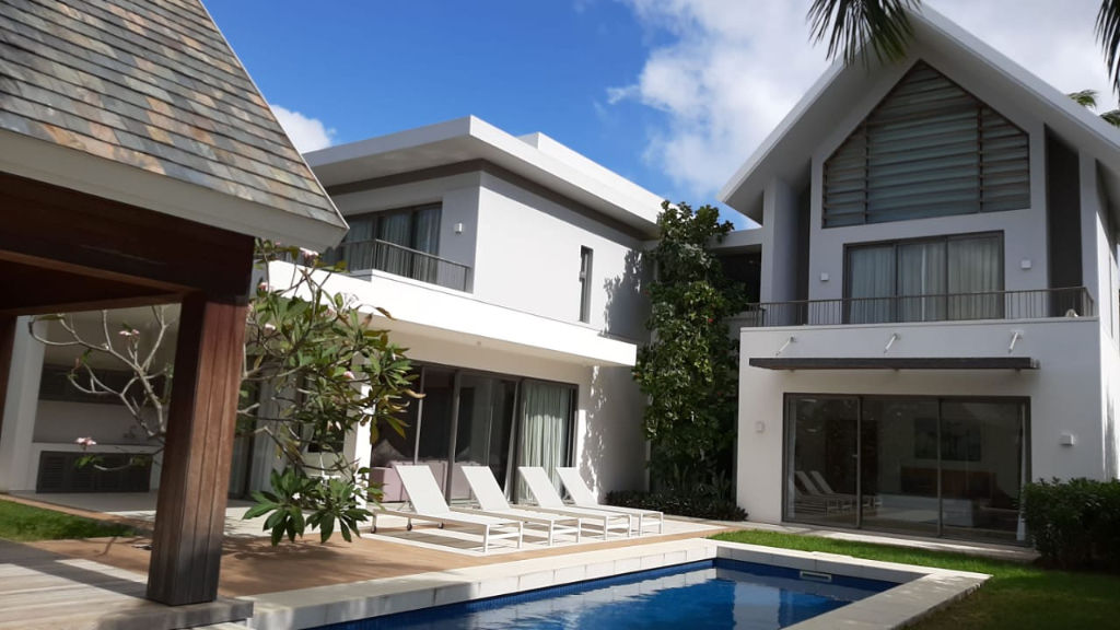 Lovely villa with 4 bedrooms, Mauritius | CARACTERE international