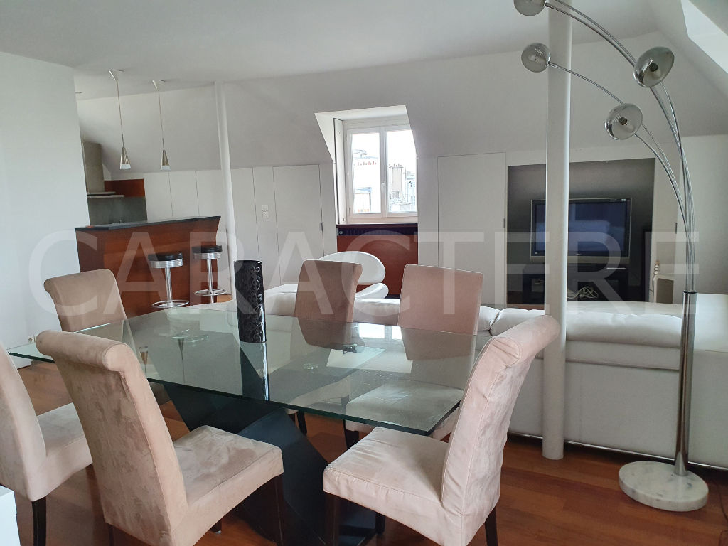 Appartement Paris 3 pièce(s) 85 m2 - 8 | CARACTERE international