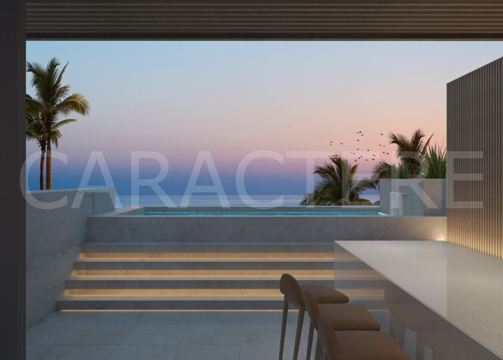 GRAND BAIE | CARACTERE international