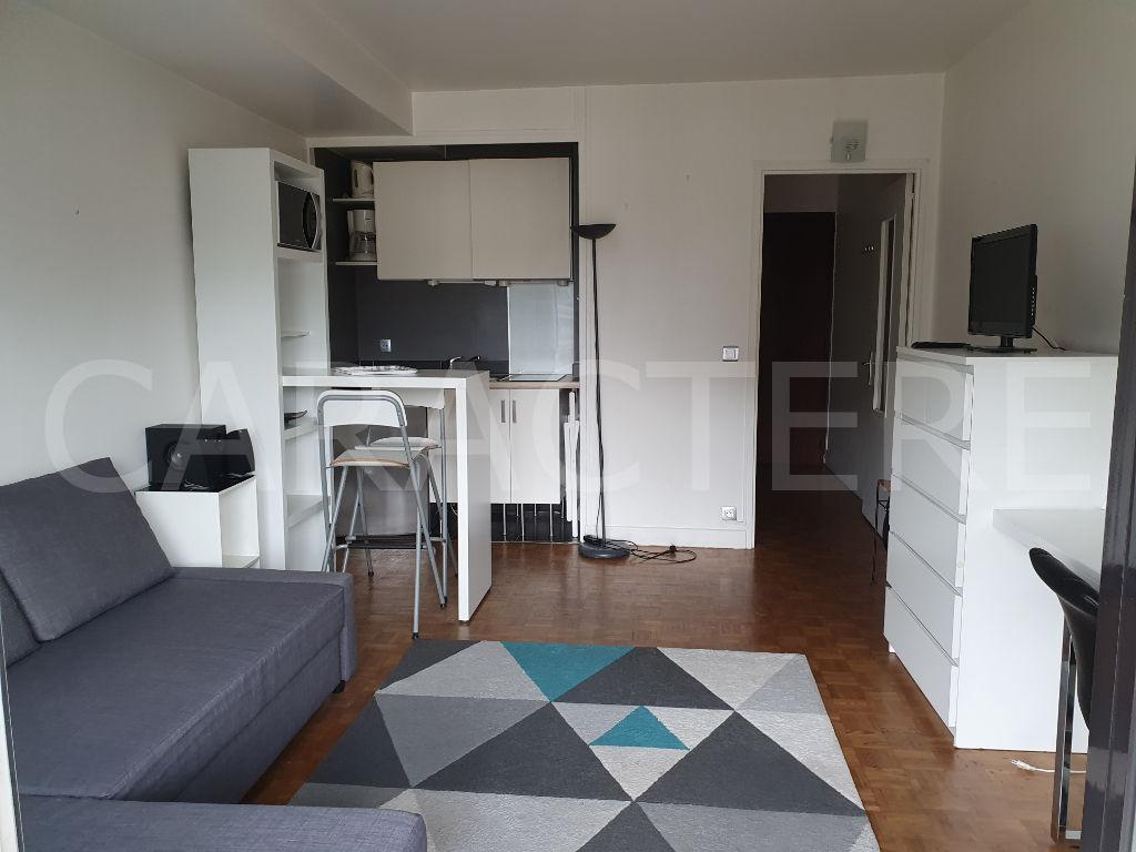 Appartement Neuilly Sur Seine 1 pièce(s) 25 m2 - 3 | CARACTERE international