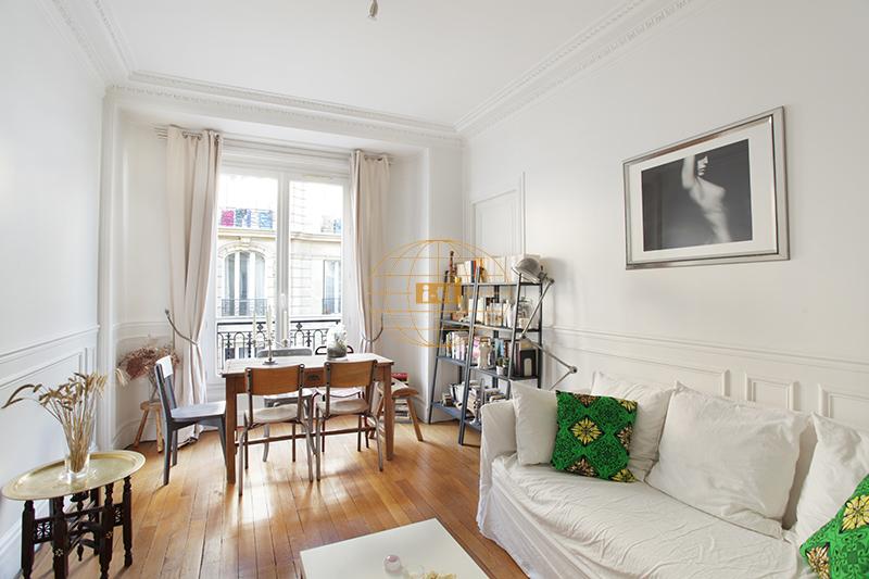Vente appartement Paris 15ème 580000€ - Photo 3