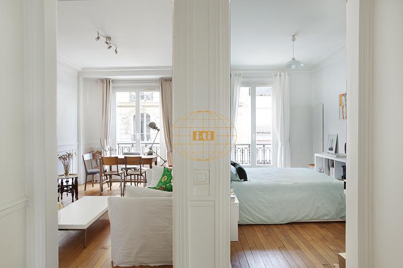 Vente appartement Paris 15ème 580000€ - Photo 5