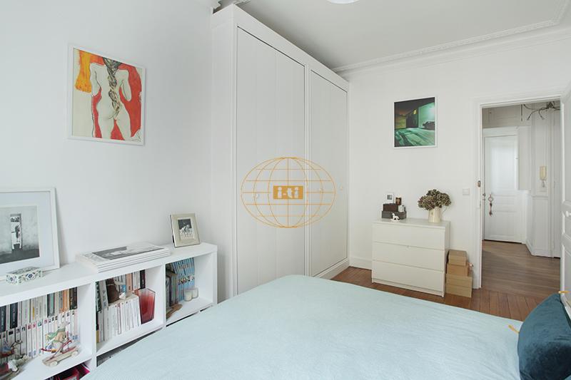 Vente appartement Paris 15ème 580000€ - Photo 6