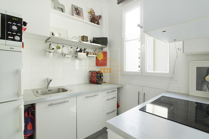 Vente appartement Paris 15ème 580000€ - Photo 8