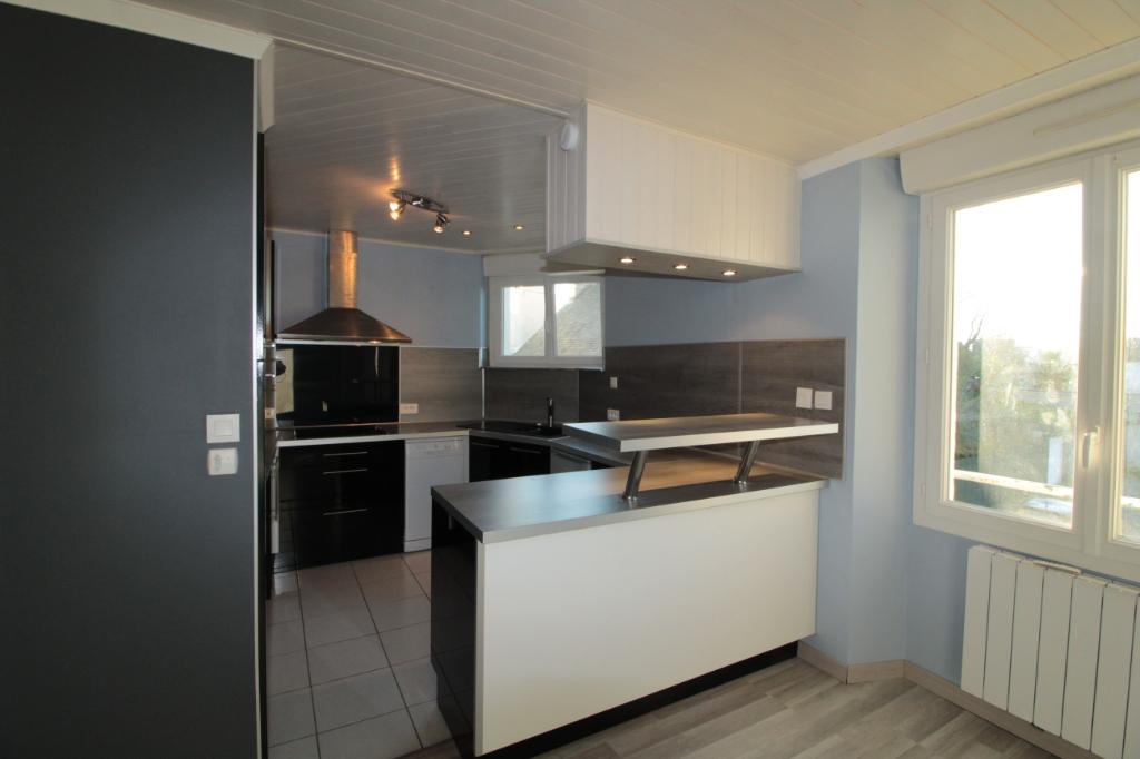 Sale apartment Lorient 91000€ - Picture 8