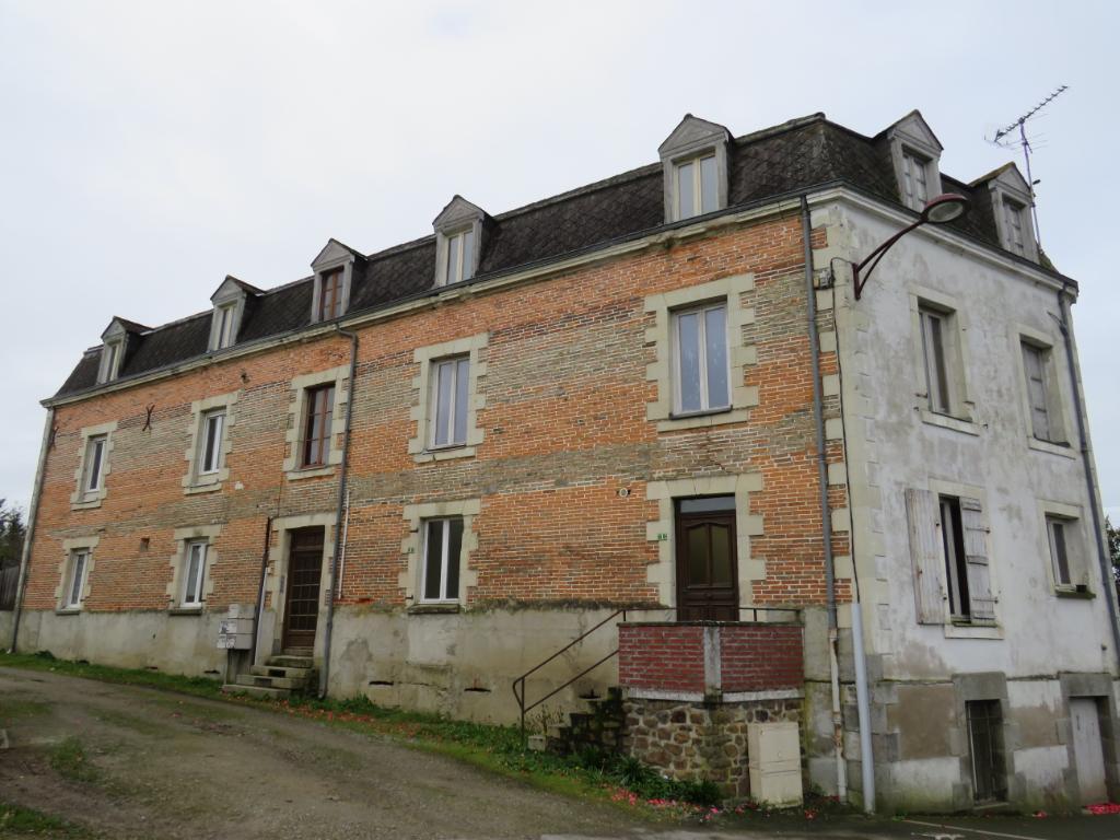 Immeuble La Selle Craonnaise
