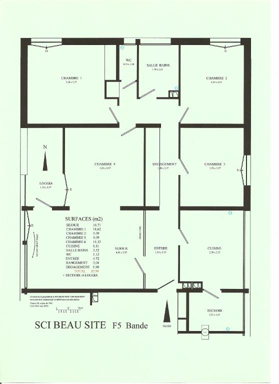 Vente appartement Lagny sur marne 230000€ - Photo 10