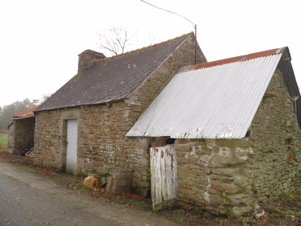 Maison en pierre r nover plessala 22330 for Maison en pierre a renover