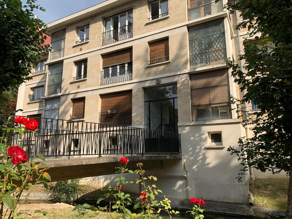Sale apartment Villennes sur seine 252000€ - Picture 1