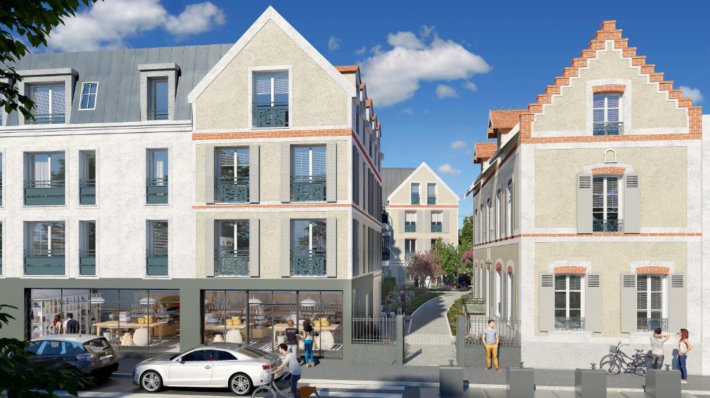 Sale apartment Verneuil sur seine 210000€ - Picture 4