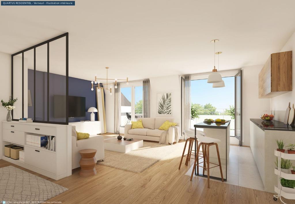 Sale apartment Verneuil sur seine 225000€ - Picture 2