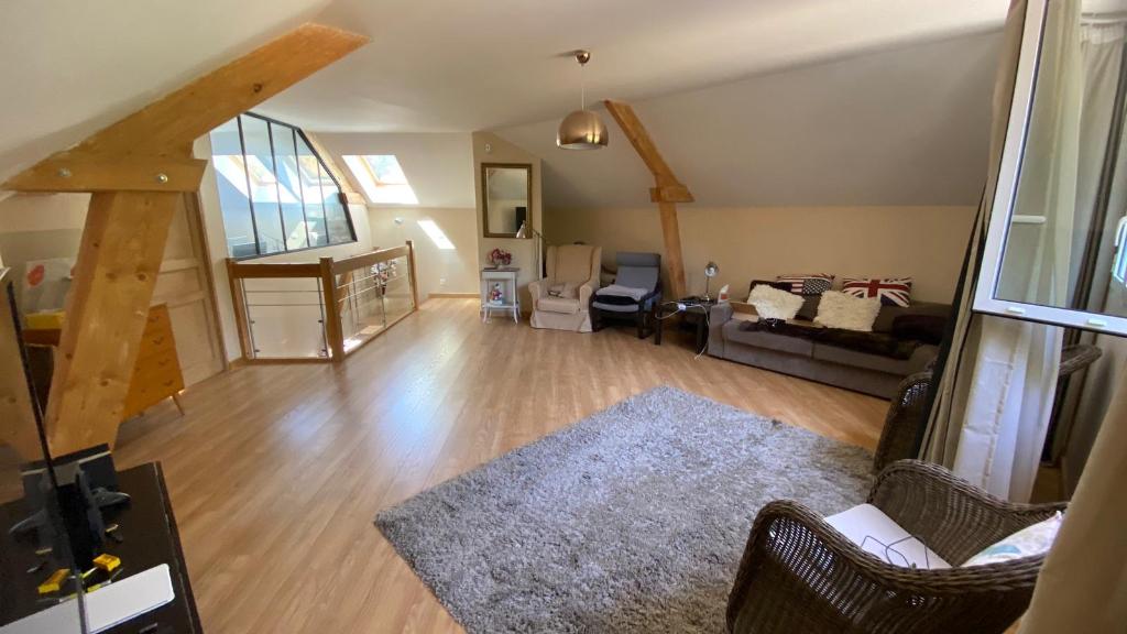 Sale house / villa Verneuil sur seine 1099000€ - Picture 16
