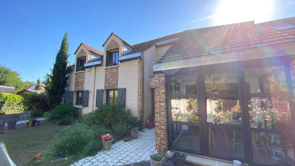 Sale house / villa Verneuil sur seine 1099000€ - Picture 17