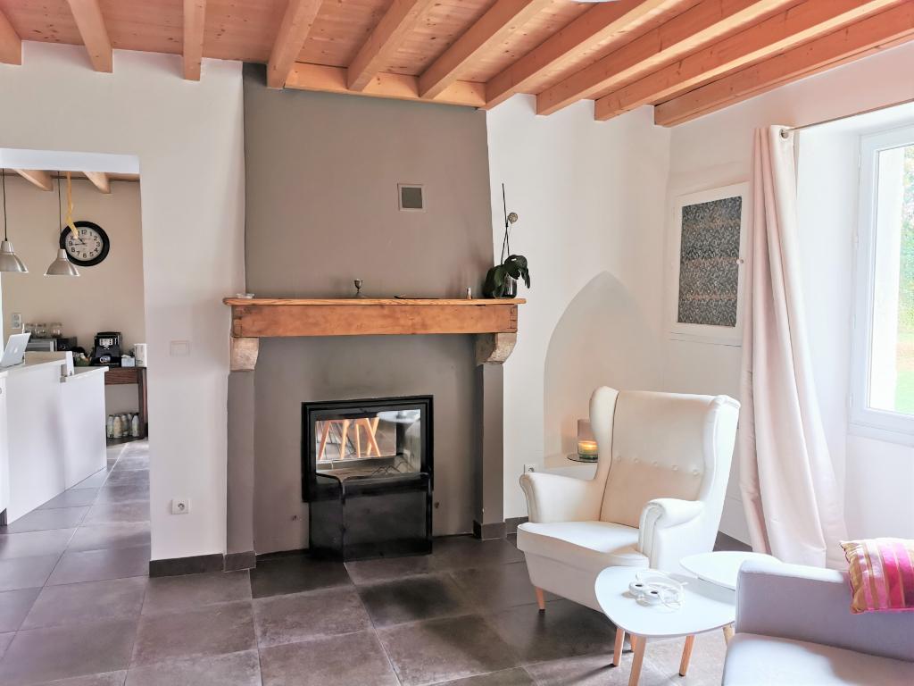 Sale house / villa La cote saint andre 489000€ - Picture 2