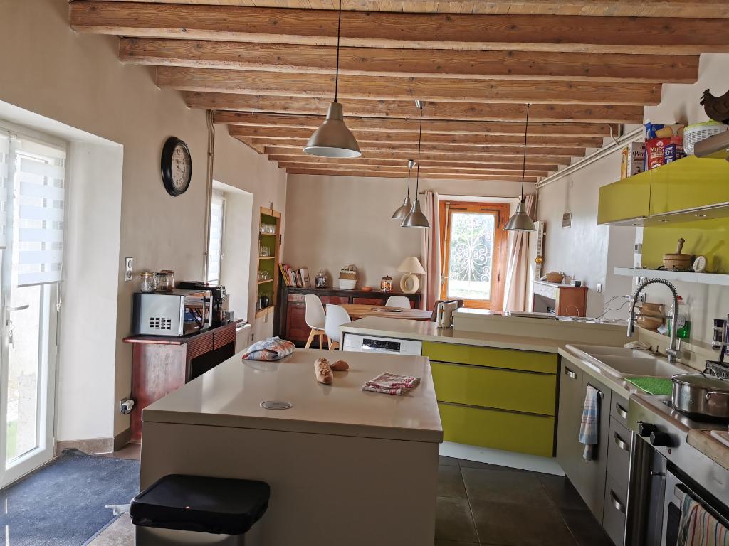 Sale house / villa La cote saint andre 489000€ - Picture 4