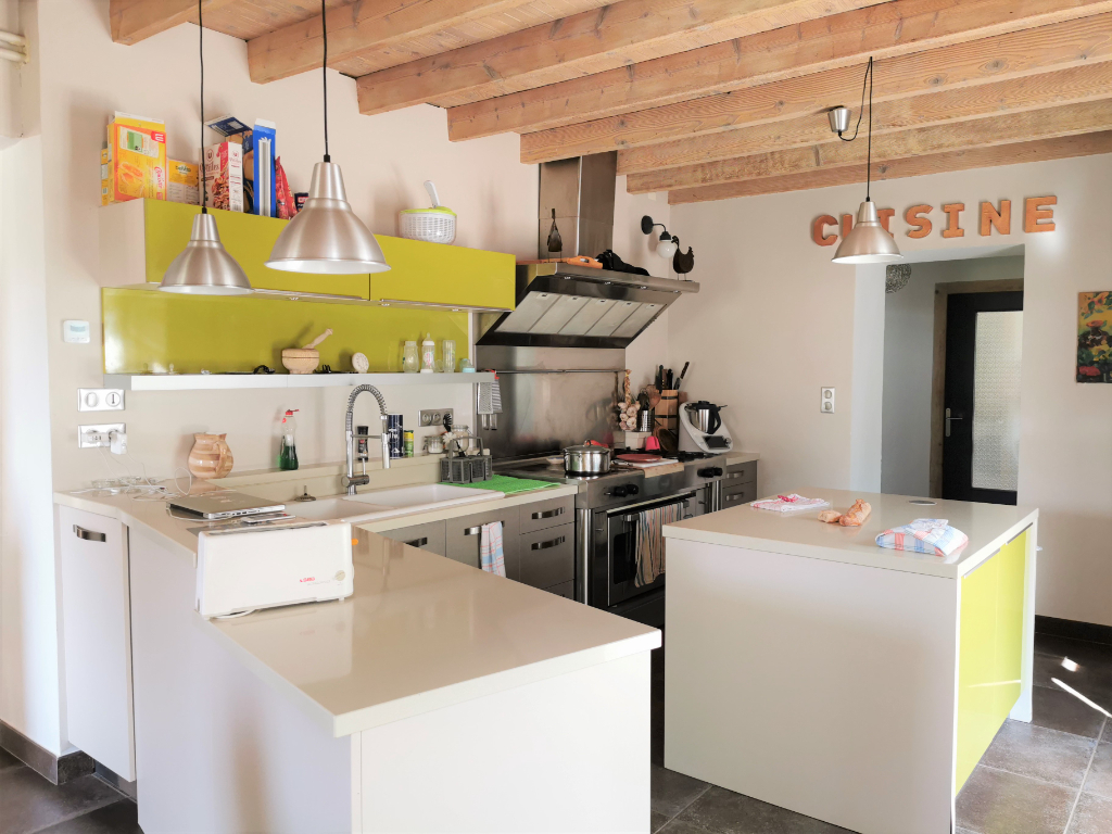 Sale house / villa La cote saint andre 489000€ - Picture 6