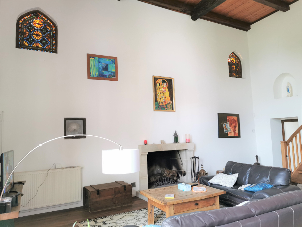 Vente maison / villa La cote saint andre 489000€ - Photo 9