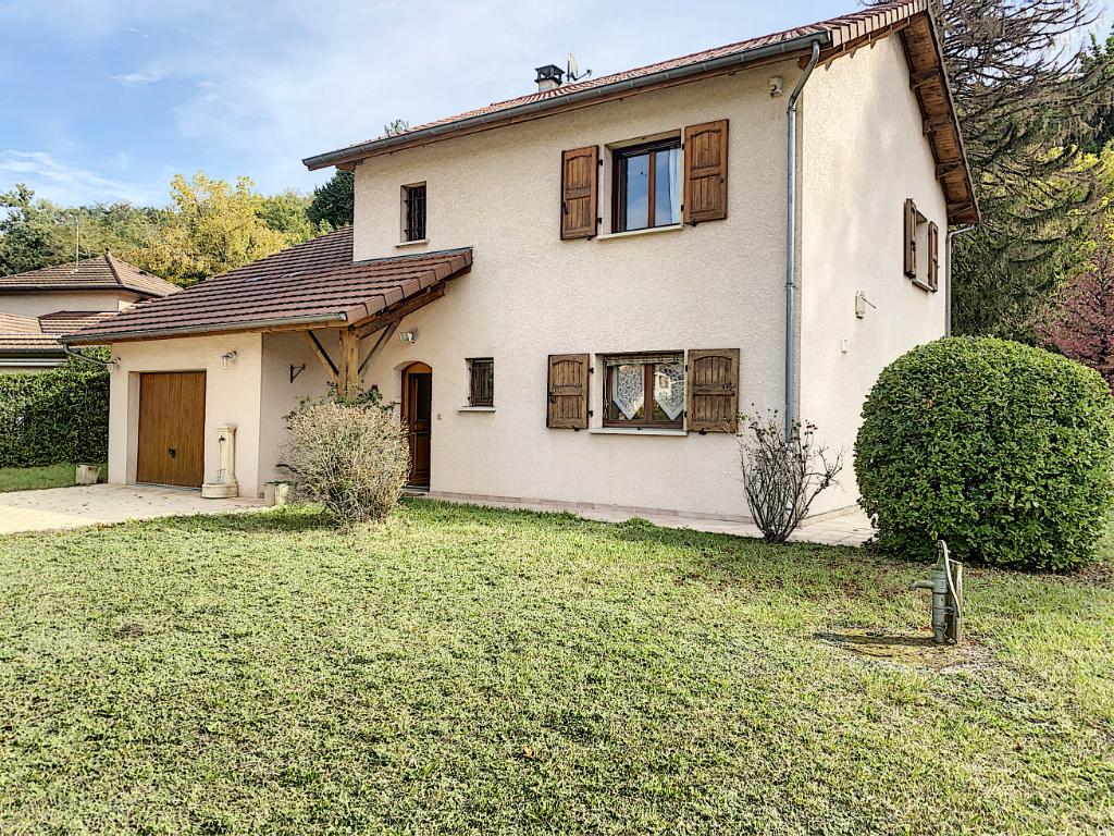 Vente maison / villa Bourgoin jallieu 382000€ - Photo 7