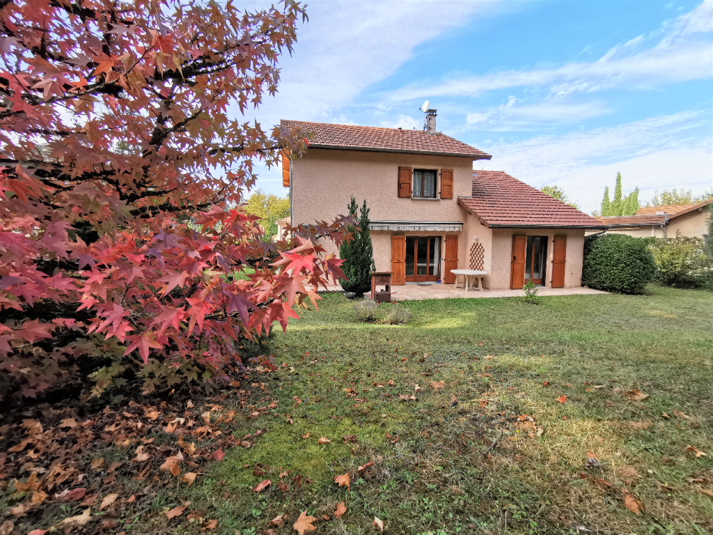 Vente maison / villa Bourgoin jallieu 382000€ - Photo 9