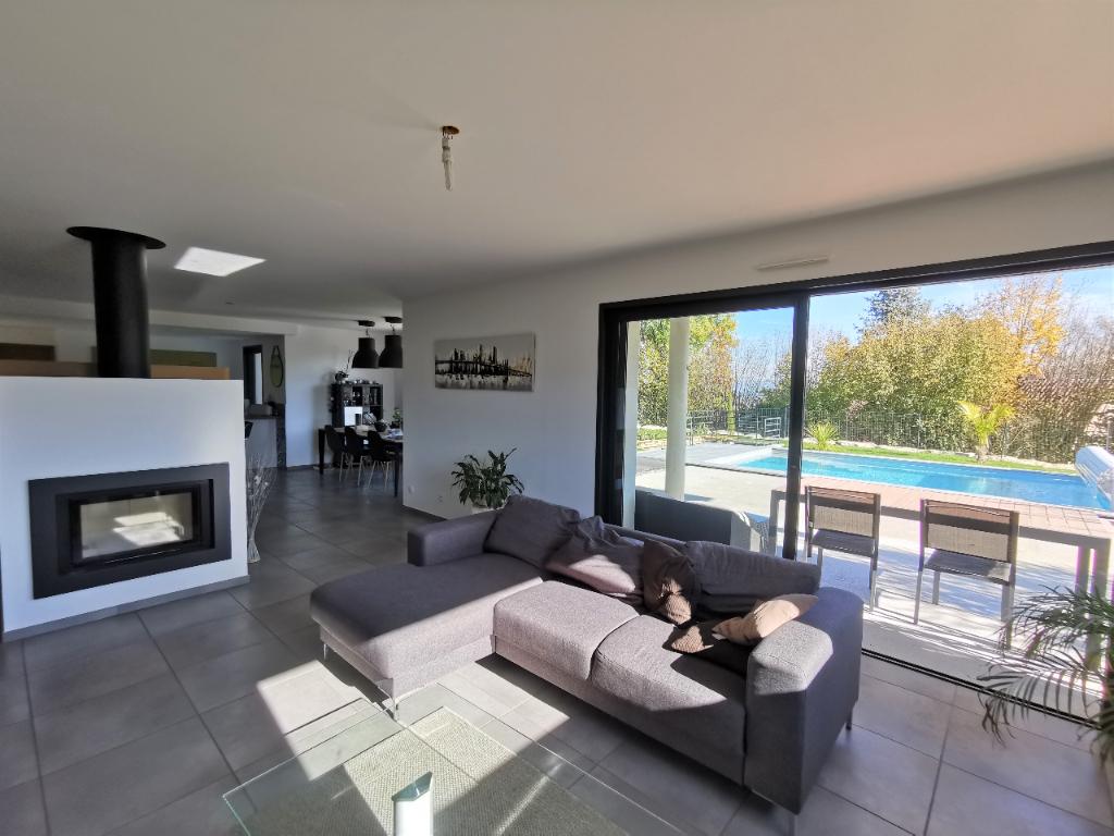 Vente maison / villa Cremieu 484000€ - Photo 2