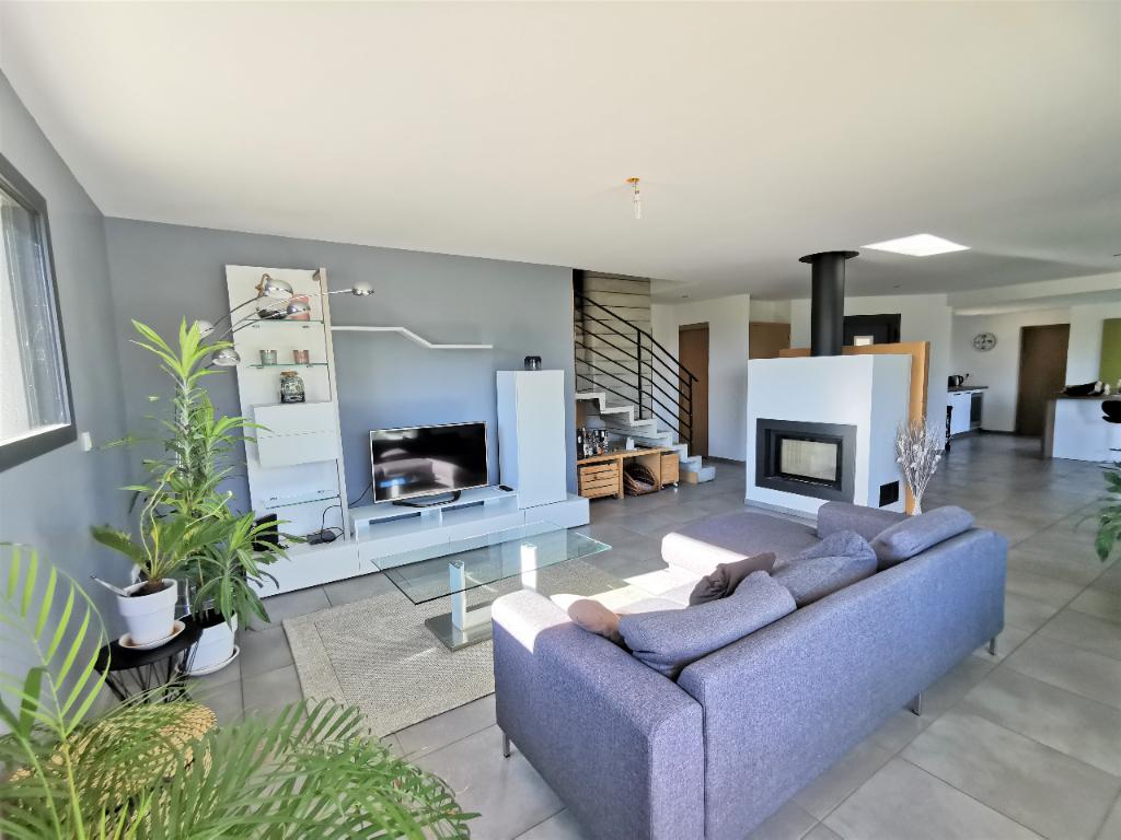 Vente maison / villa Cremieu 484000€ - Photo 3