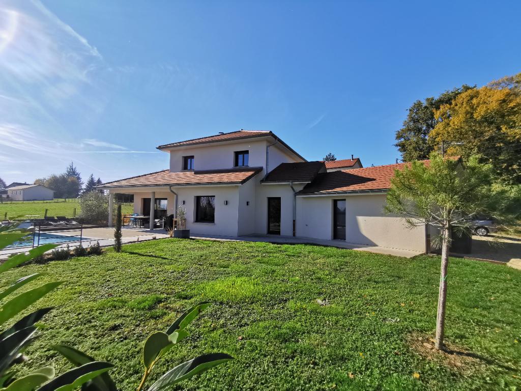 Vente maison / villa Cremieu 484000€ - Photo 9