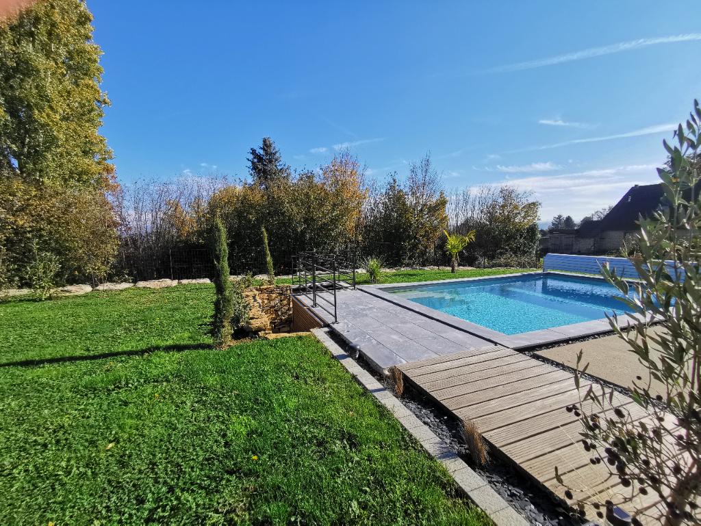 Vente maison / villa Cremieu 484000€ - Photo 13