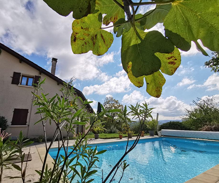 Vente maison / villa Bourgoin jallieu 449000€ - Photo 1