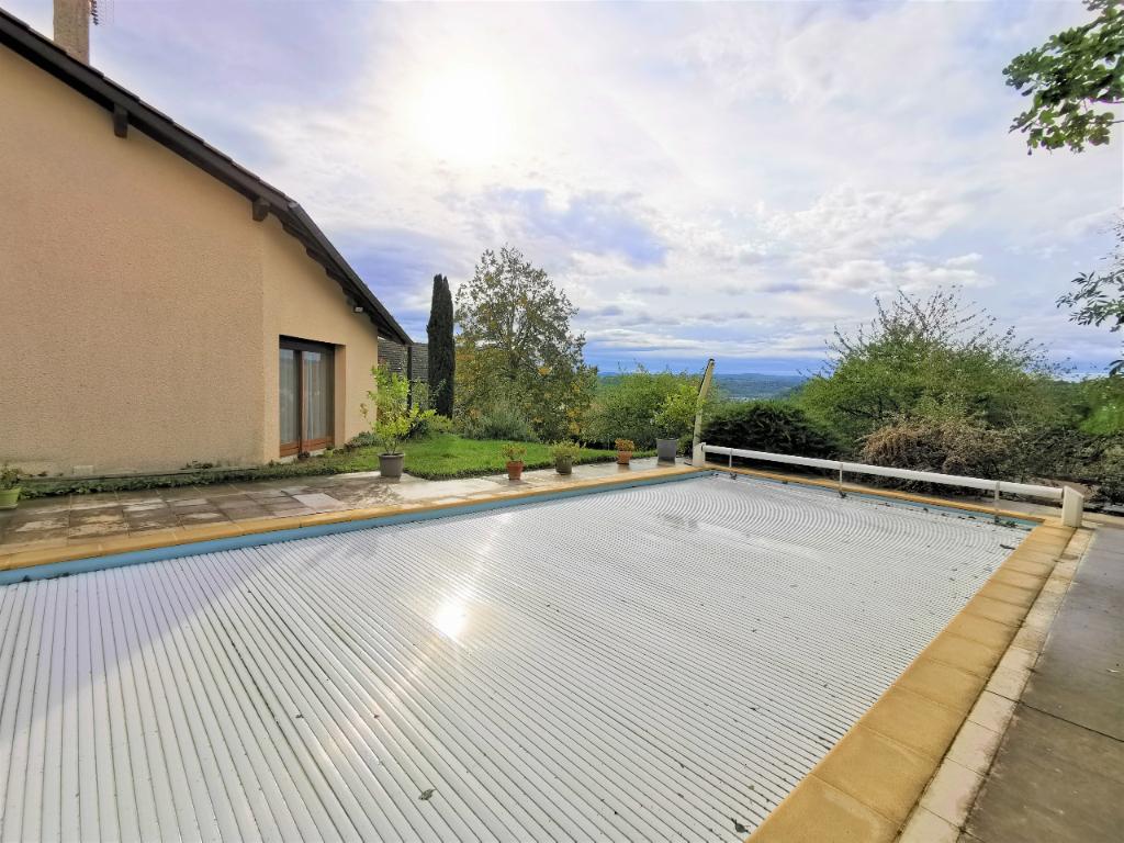 Vente maison / villa Bourgoin jallieu 449000€ - Photo 2