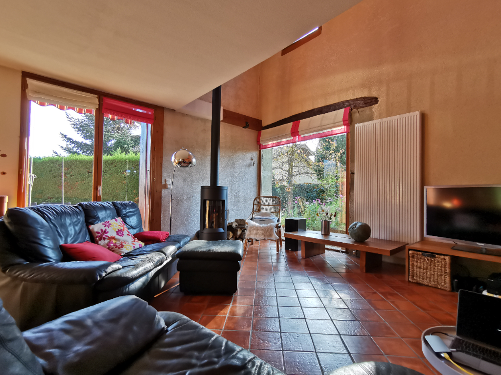 Vente maison / villa Saint jean de moirans 639000€ - Photo 8