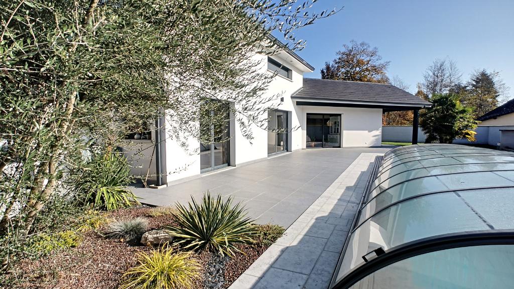Vente maison / villa Bourgoin jallieu 610000€ - Photo 1