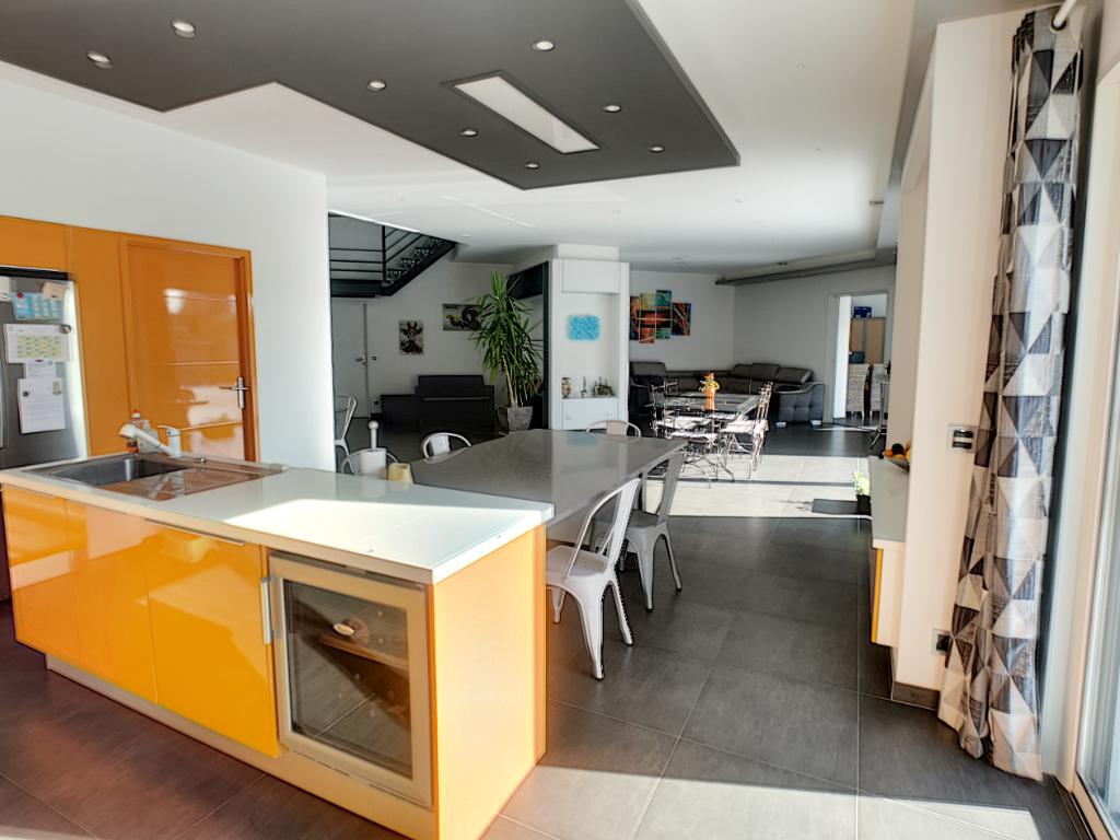 Vente maison / villa Bourgoin jallieu 610000€ - Photo 7