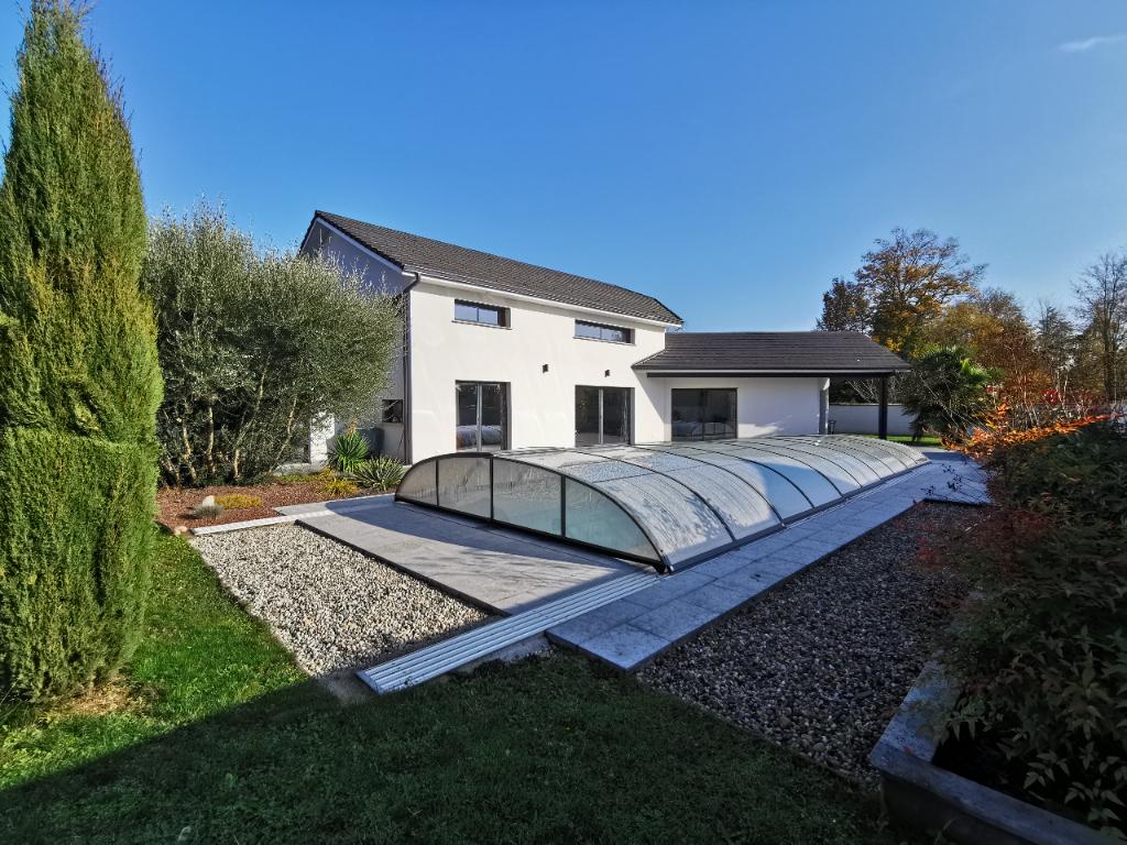 Vente maison / villa Bourgoin jallieu 610000€ - Photo 16