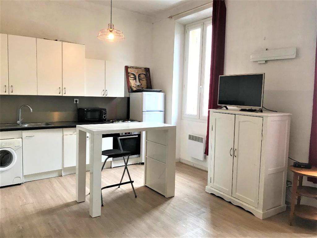 Vente Appartement de 3 pièces 37 m² - HYERES 83400 | IMOGROUP HYERES - IMOGROUP photo1