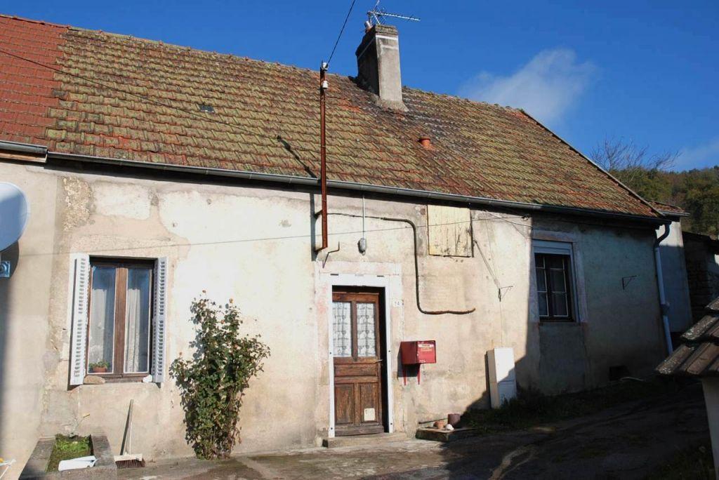 Vente Maison de 3 pièces 50 m² - SAINT SERNIN DU BOIS 71200 | IMOGROUP LE CREUSOT - IMOGROUP photo1