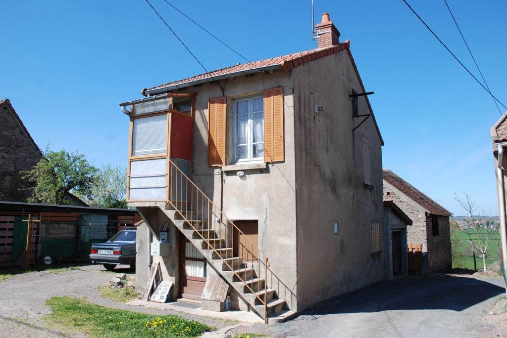 Vente Maison de 2 pièces 46 m² - SAINT PIERRE DE VARENNES 71670 | IMOGROUP LE CREUSOT - IMOGROUP photo1